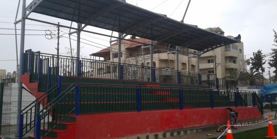 Stadium-american school