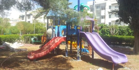 Bird Park - Shmeisani